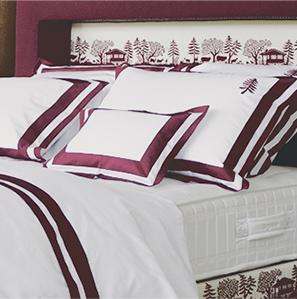 Кровать в стиле Этно - Alcove