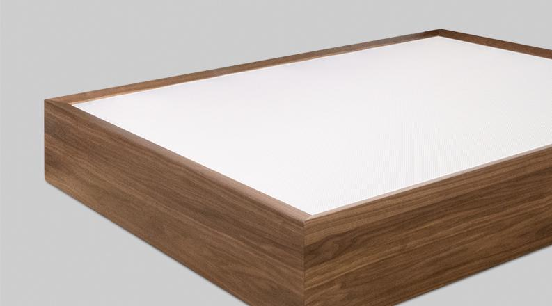 WOODENBOXSPRING VINCENNES
