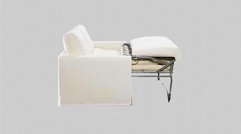 Canapé-lit DUAL
